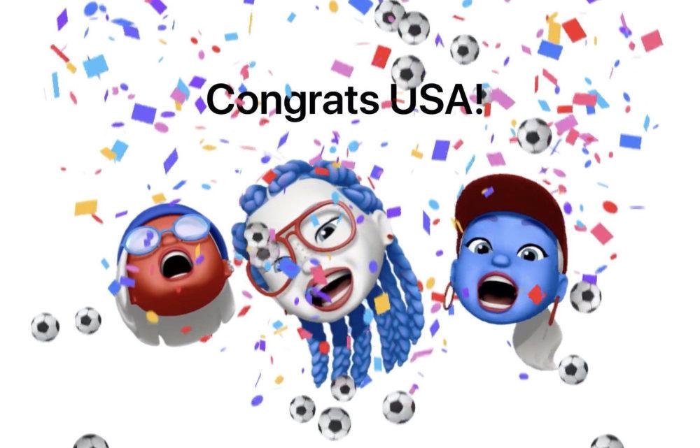 Coupe Du Monde Feminine Apple Page Accueil Etats Unis 1000x641 Apple célèbre la victoire des Américaines à la Coupe du monde de football sur sa page daccueil