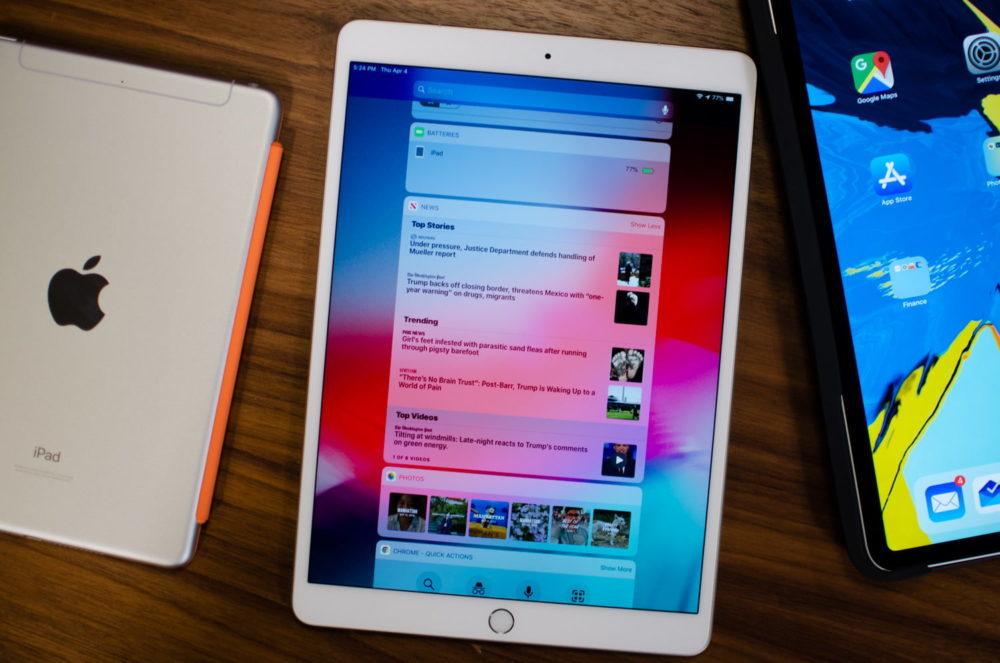 iPad Pro iPad 1000x663 Des références de 2 nouveaux iPad font surface dans la base de données de lEEC