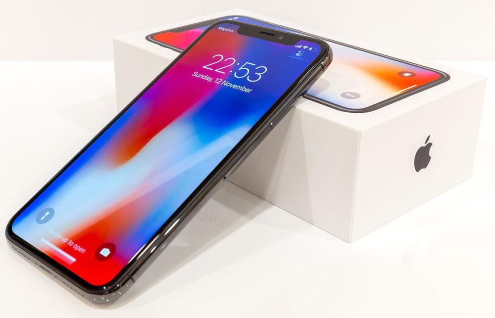 iPhone X Boite 1000x643 BOE pourrait rejoindre Samsung pour la production des écrans OLED des iPhone