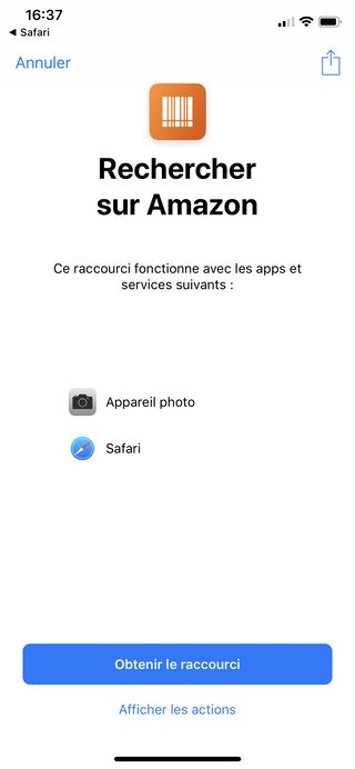 iphone obtenir raccourci Les raccourcis iOS à connaître pour un meilleur usage de son iPhone