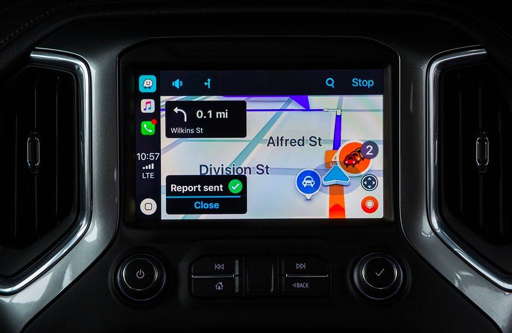 waze carplay Waze compatible et disponible sur Apple CarPlay