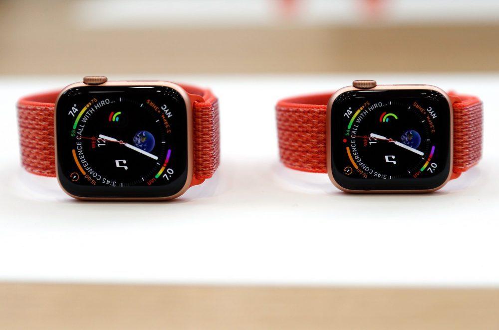 2 apple watch series 4 or 1000x663 Apple Watch : des modèles en titane et en céramique retrouvés dans watchOS 6
