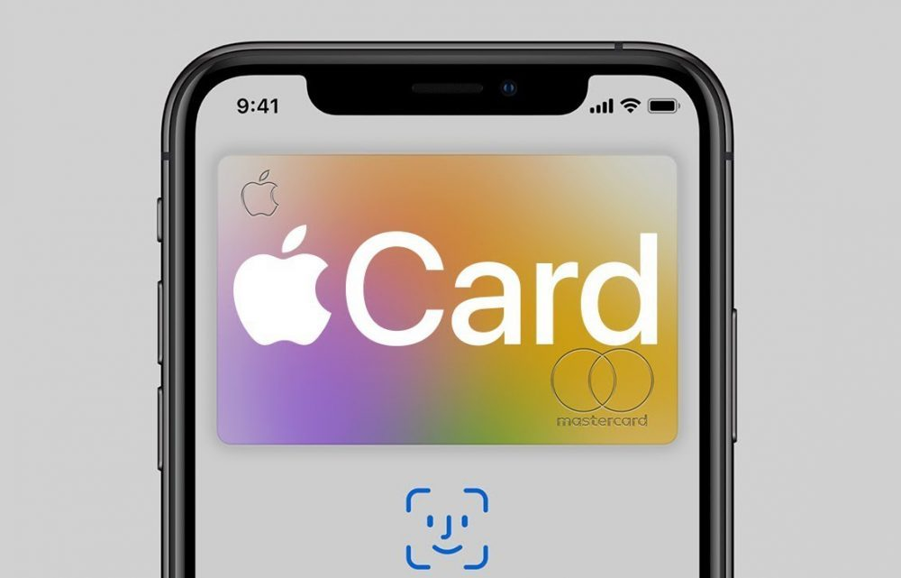 Apple Card iPhone XS Apple 1000x641 Apple lance un compte Twitter pour lApple Card, sa carte bancaire