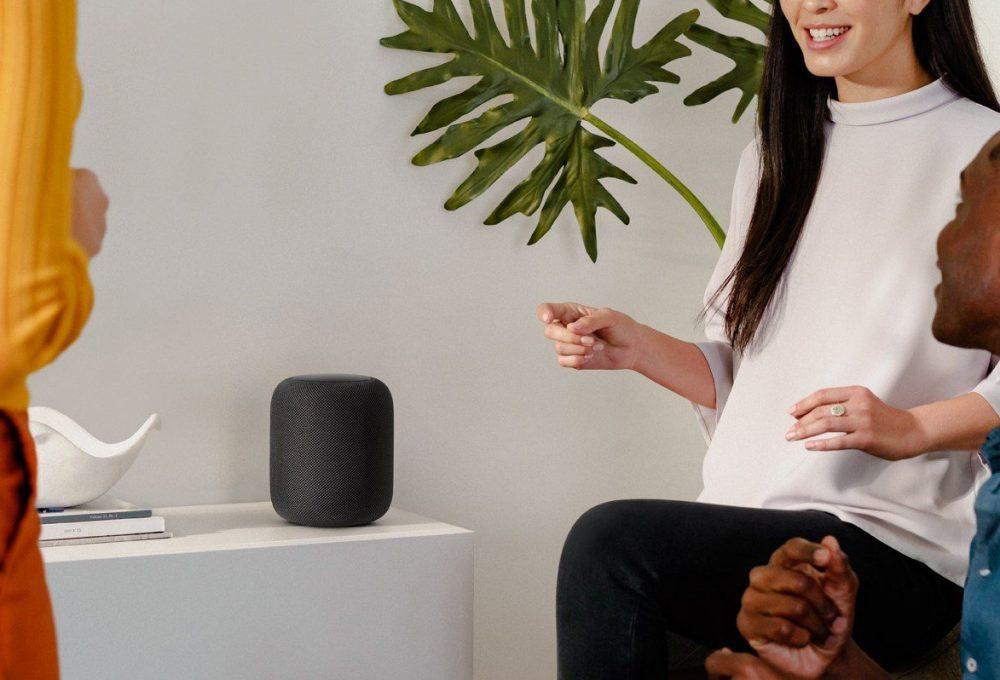 Apple HomePod Noir 1000x680 Apple annonce que le HomePod sera lancé au Japon et à Taiwan le 23 août prochain