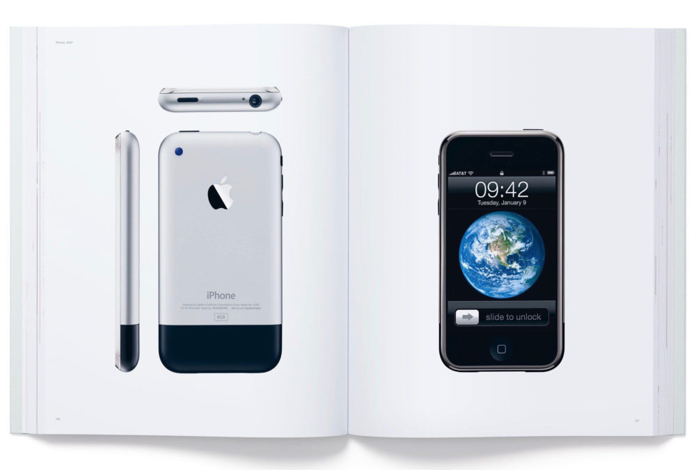 Livre Design Apple 1000x676 Designed by Apple in California : Apple cesse de vendre son livre sur le design