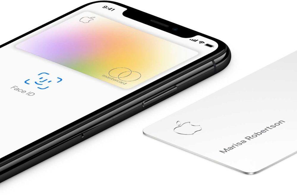 apple card 1000x659 Apple Card : Apple met en ligne une première publicité