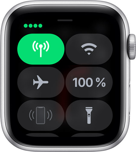 apple watch donnees cellulaires Comment améliorer l'autonomie de son Apple Watch ?