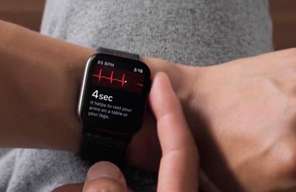 apple watch ecg comment faire 1000x650 Apple Watch : une fonction pour détecter le taux doxygène dans le sang retrouvée dans lextrait de code iOS 14