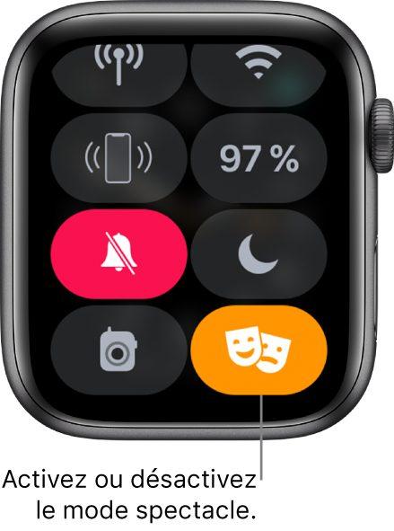 apple watch mode spectacle Comment améliorer l'autonomie de son Apple Watch ?