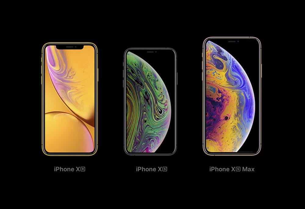 iPhone XR XS XS Max 1000x686 Les utilisateurs changent leur iPhone moins fréquemment à cause du manque dinnovation