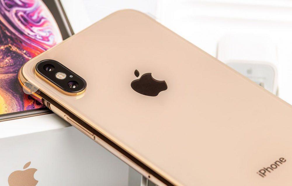 iPhone XS Or 1000x638 La part de marché de liPhone baisse de 17% en Europe (Q2 2019), alors que Samsung est en tête