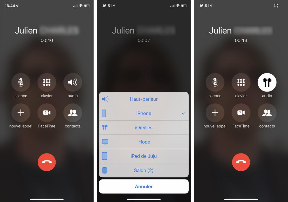 iphone appel connexion airpods Comment connecter et configurer vos AirPods 2 sur votre iPhone, iPad et Mac