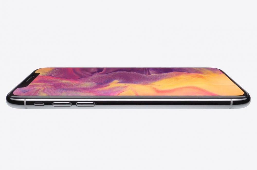 iphone x ecran 1000x661 Écran OLED iPhone : Apple serait sur le point de signer les premières commandes chez BOE
