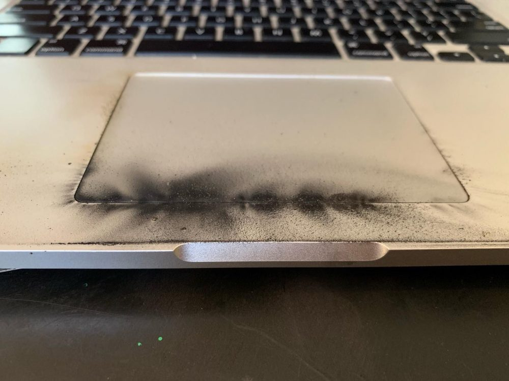 mbp surchauffe batterie Programme de remplacement des batteries de MacBook Pro mi 2015