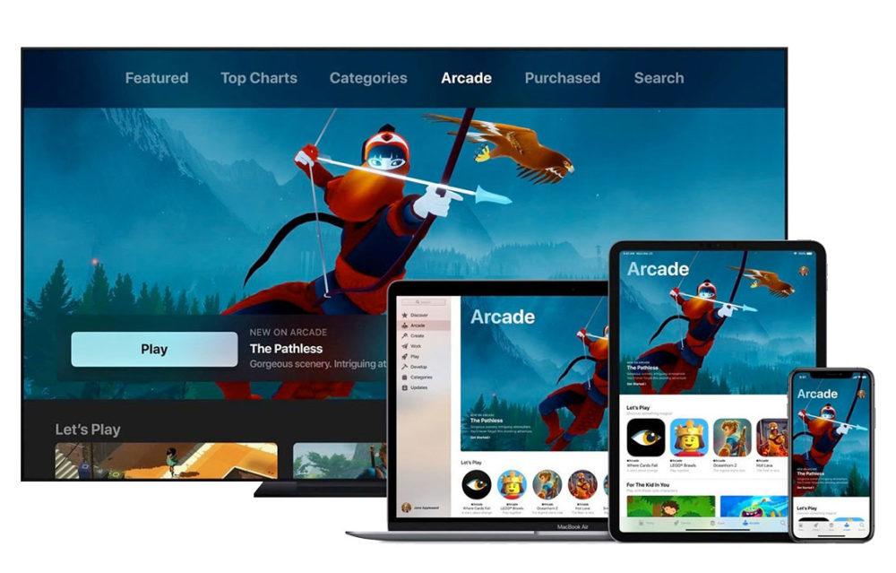 Apple Arcade 1000x639 Keynote septembre 2019   Apple Arcade : date de disponibilité et tarif