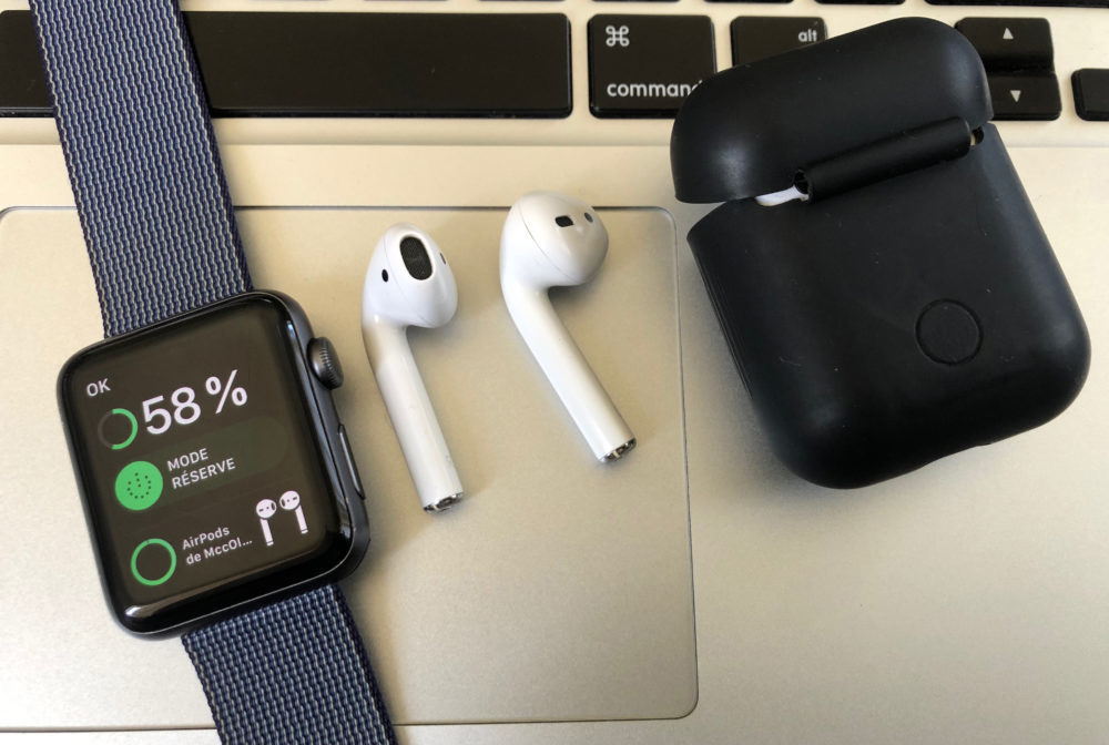 Apple Watch AirPods AppSystem 1000x672 AirPods et Apple Watch : les ventes ont été au top en Europe pour le 2e trimestre de 2019