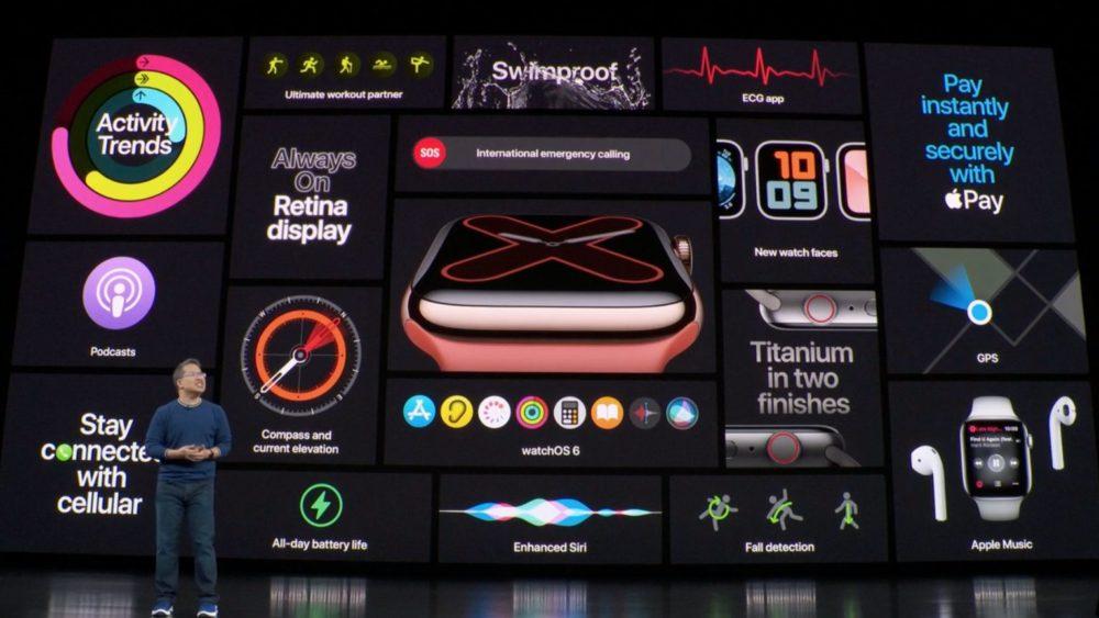 apple watch series 5 nouveautes LApple Watch Series 5 donne lheure en permanence !