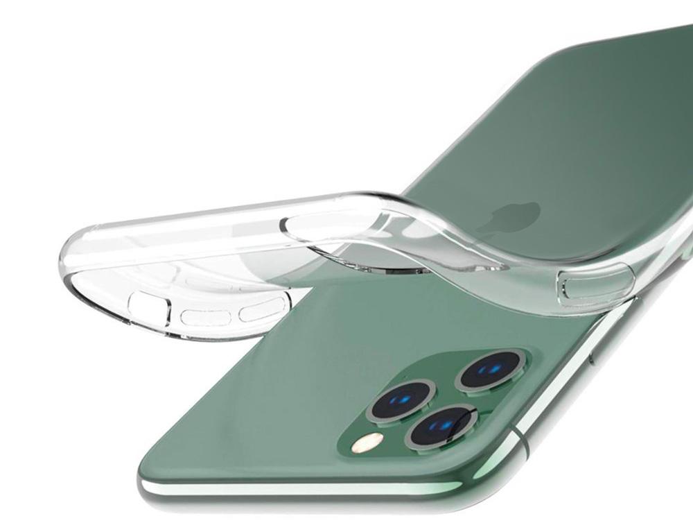 coque invisible x iphone 11 pro max ultra fine transparente 3 iPhone 11, 11 Pro et 11 Pro Max : coques & protections décran