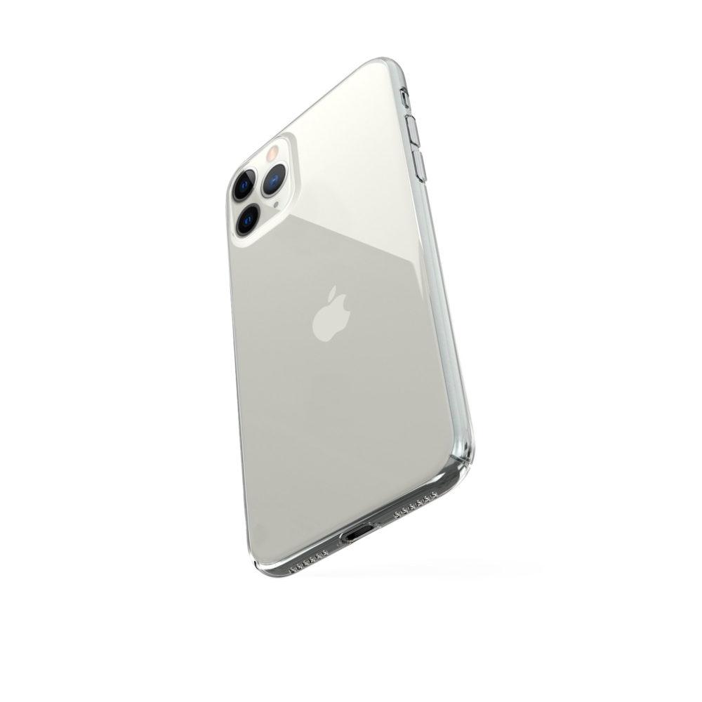 coque iphone 11 pro max zero 5 transparente rigide ultra fine 4 iPhone 11, 11 Pro et 11 Pro Max : coques & protections décran