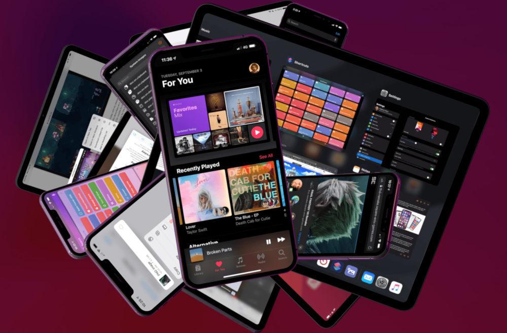 iOS 13 iPadOS 13 1 1000x658 iOS 13.2 bêta 3 et iPadOS 13.2 bêta 3 sont disponibles