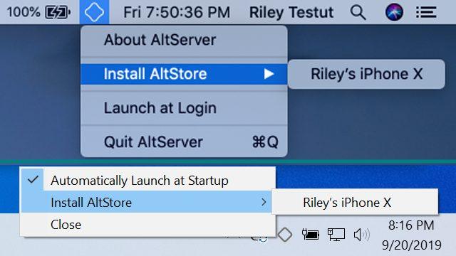 installer altstore Un store alternatif sans jailbreak, c'est possible via AltStore