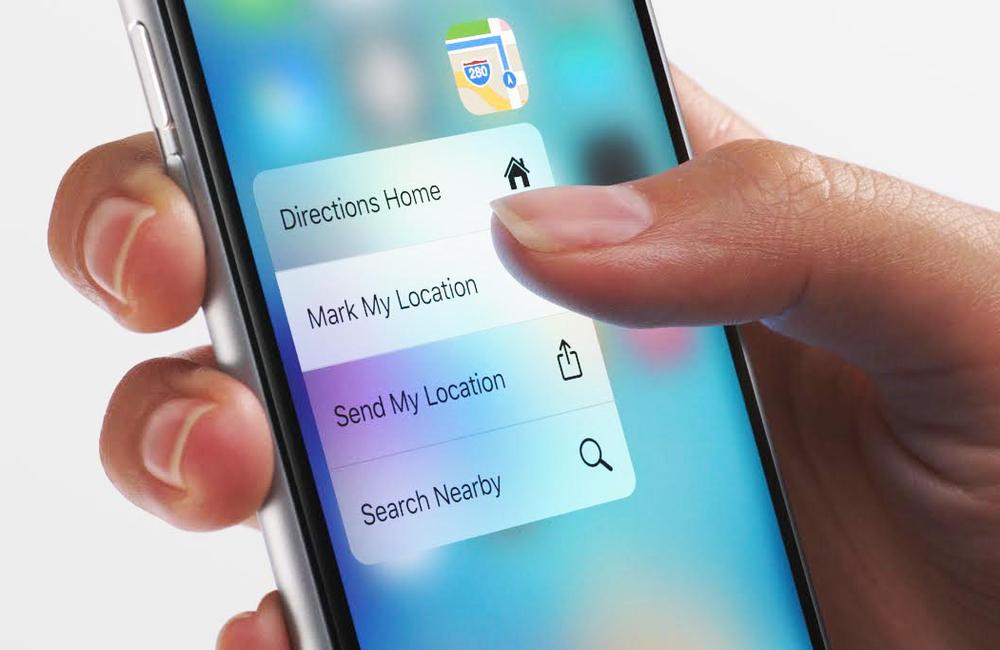 iphone 3D touch haptic touch iPhone 11, 11 Pro et 11 Pro Max : au revoir 3D Touch bonjour Haptic Touch