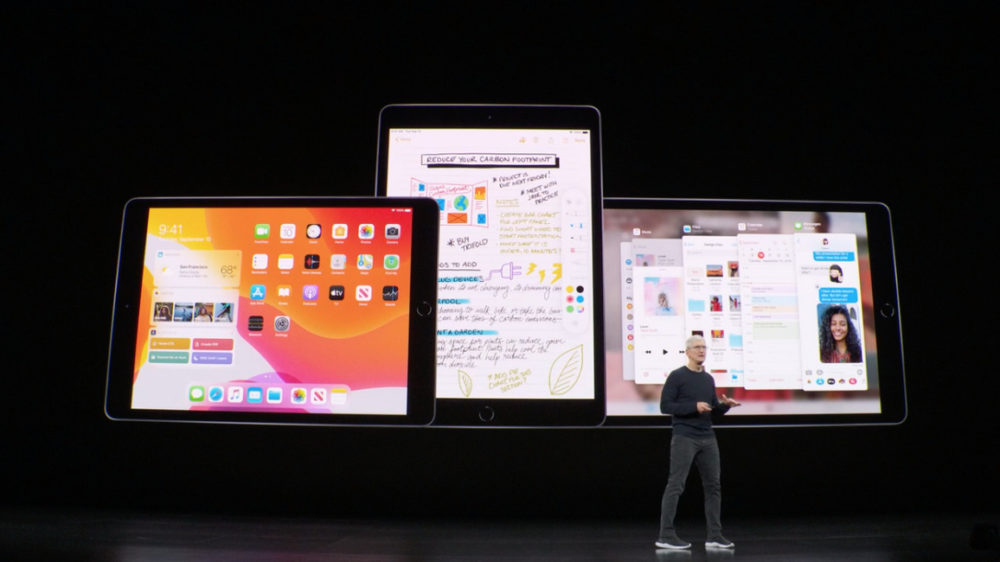 nouvel ipad ipados Découvrez le nouvel iPad 7ème génération 10,2 pouces (modèle 2019)