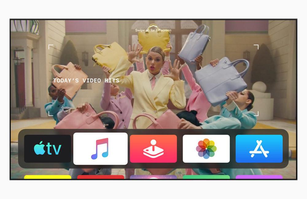 tvos 13 1000x649 tvOS 13 version finale est disponible pour lApple TV