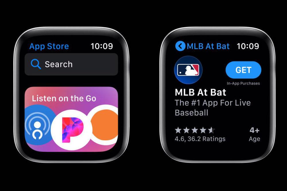 watchOS 6 App Store 1000x667 La version finale de watchOS 6.2.8 est disponible sur lApple Watch