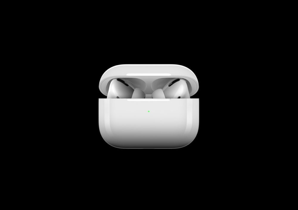 AirPods Pro 2019 1000x704 Apple a augmenté la production des AirPods Pro