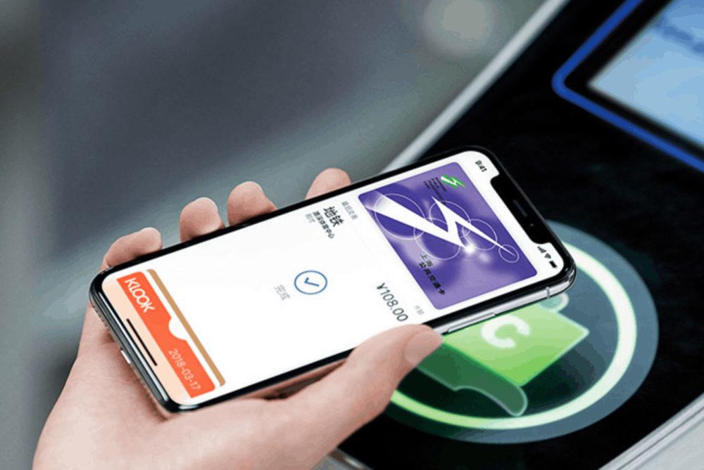 Apple Pay iPhone 1000x669 Apple Pay devient le système de paiement mobile le plus populaire aux États Unis, devant Starbucks