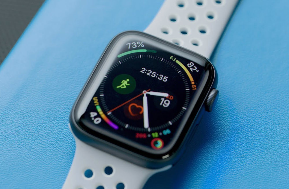 Apple Watch Series4 1000x656 Apple propose watchOS 5.3.2 sur lApple Watch Series 4