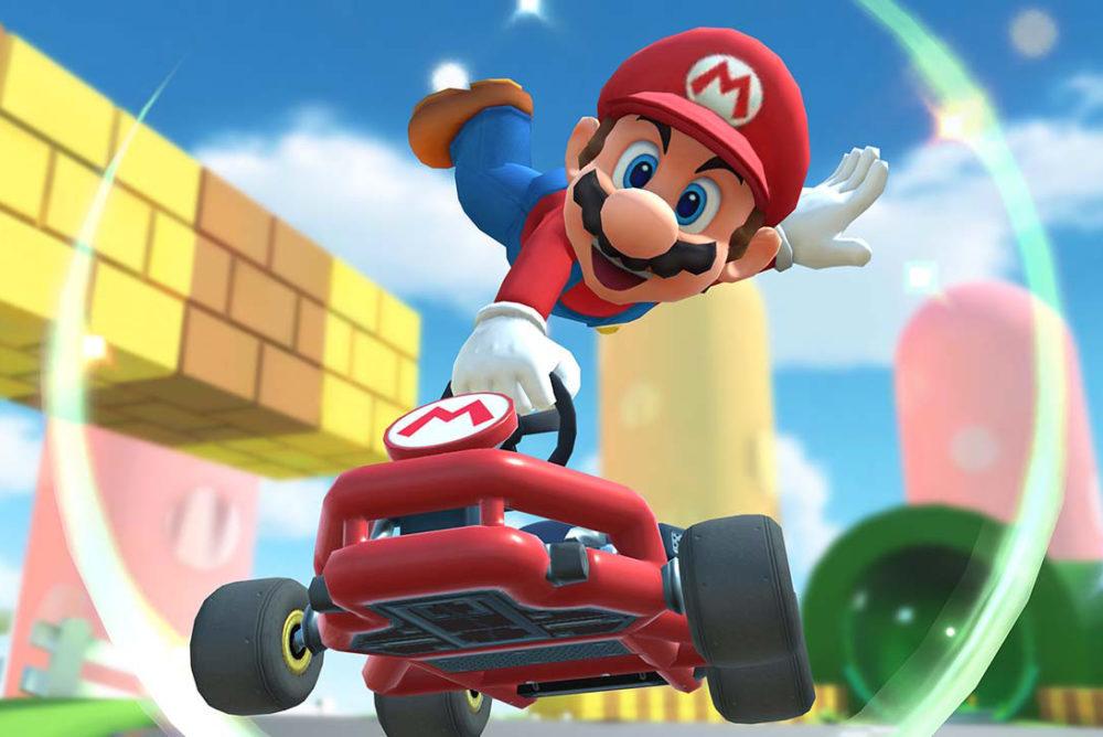 Mario Kart Tour Nintendo 1000x668 Mario Kart Tour : 123,9 millions de téléchargements lors du premier mois