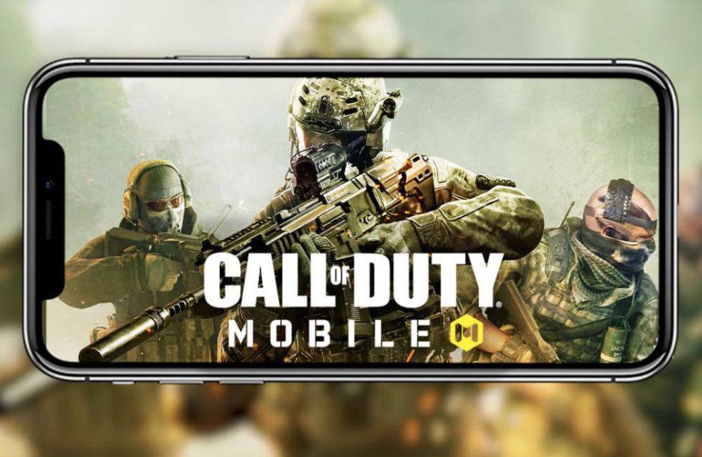 call of duty mobile 1000x652 Call of Duty Mobile devient le premier jeu le plus téléchargé en une semaine, 100 millions de téléchargements