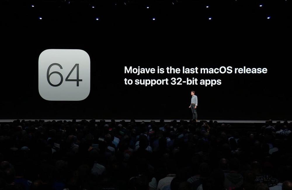 fin 32bits macOS Catalina : comment savoir si vous avez des apps 32 bits