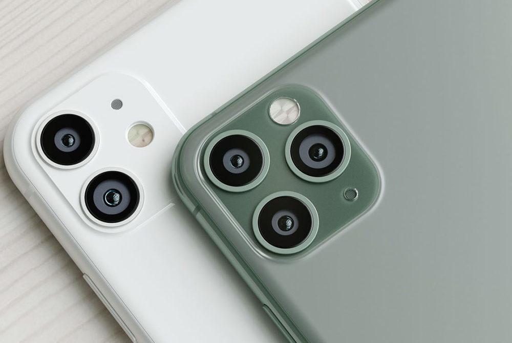 iPhone 11 et iPhone 11 Pro Dos Camera 1000x670 LiPhone 12 (avec la 5G) aurait une carte mère plus grosse et plus coûteuse