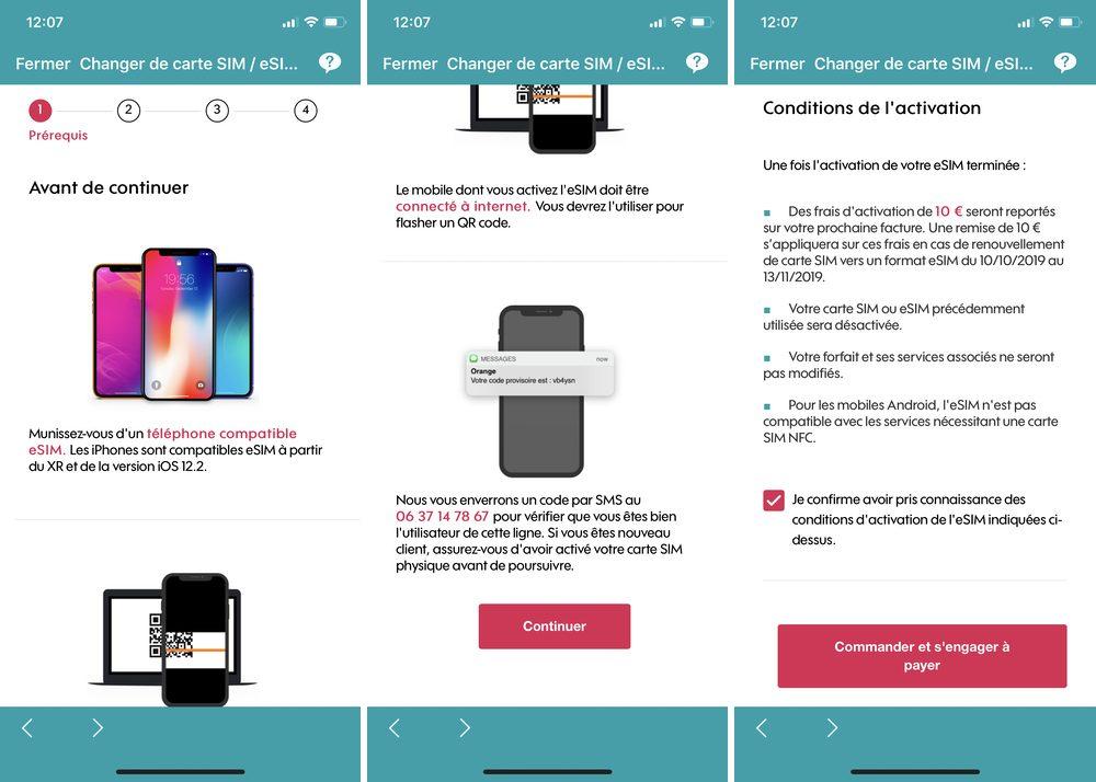 iphone sosh activer esim Comment transférer son eSIM sur son nouvel iPhone