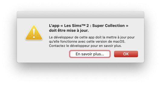 mac catalina app 32 bits lancer macOS Catalina : comment savoir si vous avez des apps 32 bits