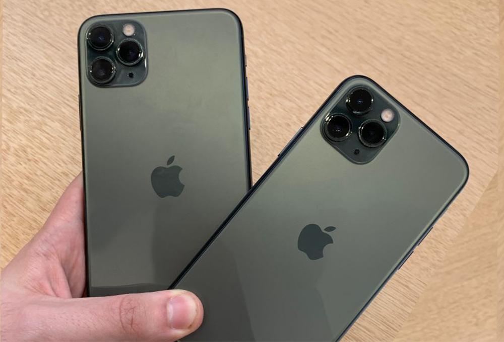 2 Apple iPhone 11 Pro Une nouvelle vidéo filmée avec liPhone 11 Pro pour vanter la caméra