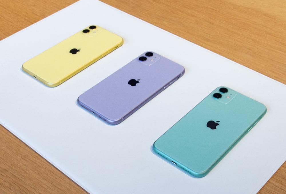 3 iPhone 11 Chine : les ventes diPhone ont augmenté de 6%, probablement grâce à liPhone 11