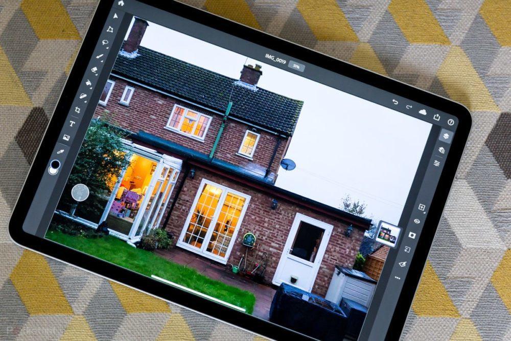 Adobe Photoshop Apple iPad Pro 1000x667 Après les critiques négatives, des nouveautés sont annoncées sur Photoshop sur iPad
