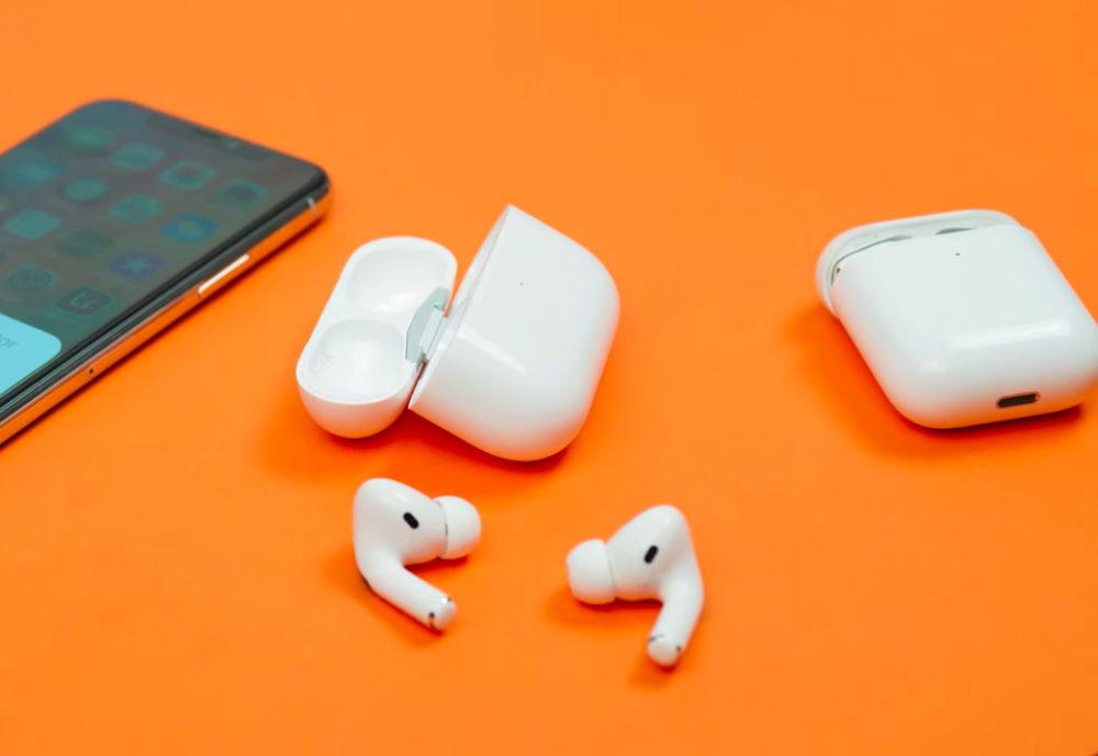 AirPods Pro iPhone 11 Pro AirPods Pro : la qualité audio est améliorée, mais ils ne font pas mieux que les Galaxy Buds de Samsung