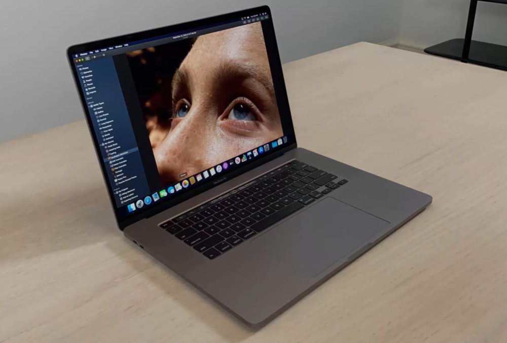 Apple Macbook Pro 16 Pouces MacBook Pro 16 pouces : une mise à jour de macOS 10.5.5 disponible pour la Radeon Pro 5600M
