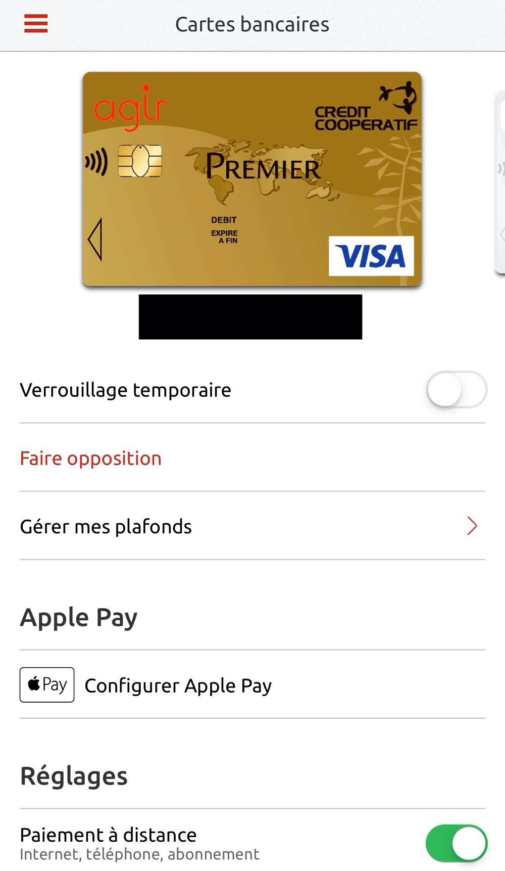 Apple Pay Credit Cooperatif 1000x1723 Le Crédit Coopératif supporte désormais Apple Pay