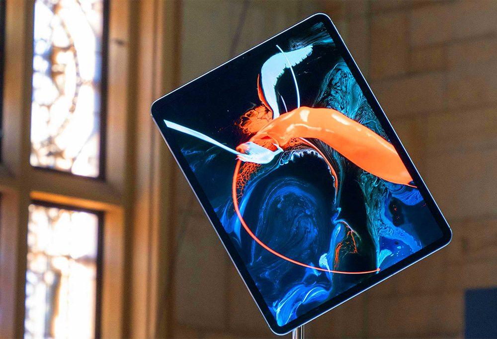 Apple iPad Pro 2018 LiPhone SE 2 présenté au premier semestre de 2020 ainsi que liPad Pro avec un capteur 3D