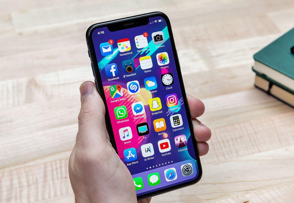 Apple iPhone Apps Apple ne prévoit pas changer les applications par défaut sur iPhone
