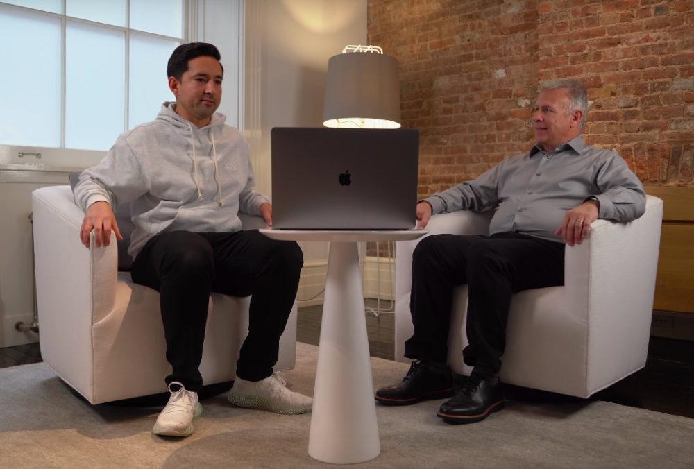 MacBook Pro 16 Pouces Phill Schiller Interview MacBook Pro : Phill Schiller annonce que le lecteur de cartes SD et les autres ports ne devraient pas revenir