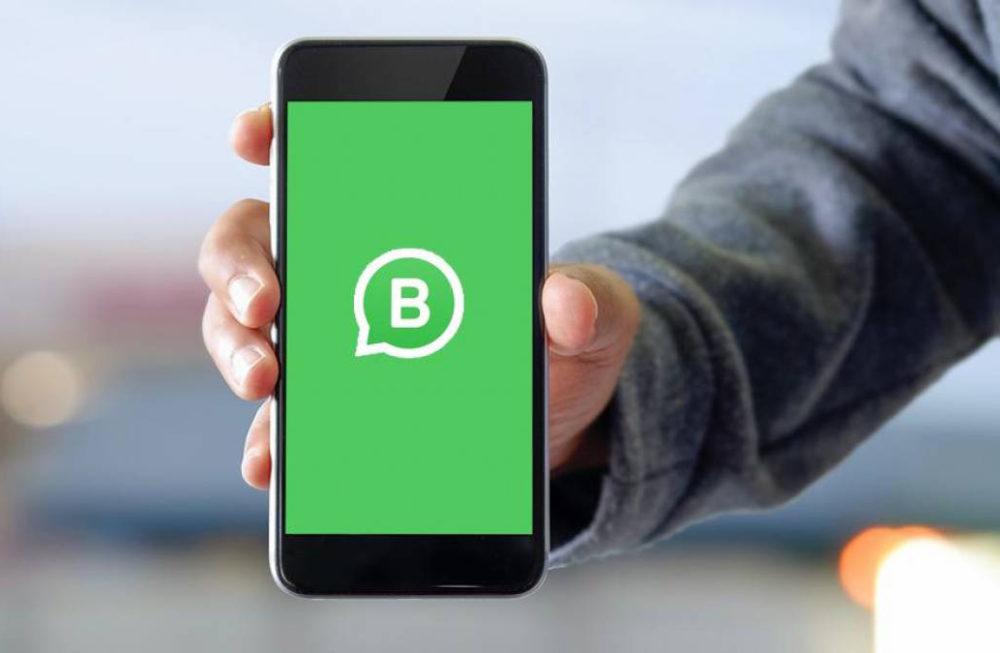 WhatsApp Business Apple iPhone 1000x653 WhatsApp sur iOS se met à jour : fonds décran personnalisés pour les discussions individuelles et plus