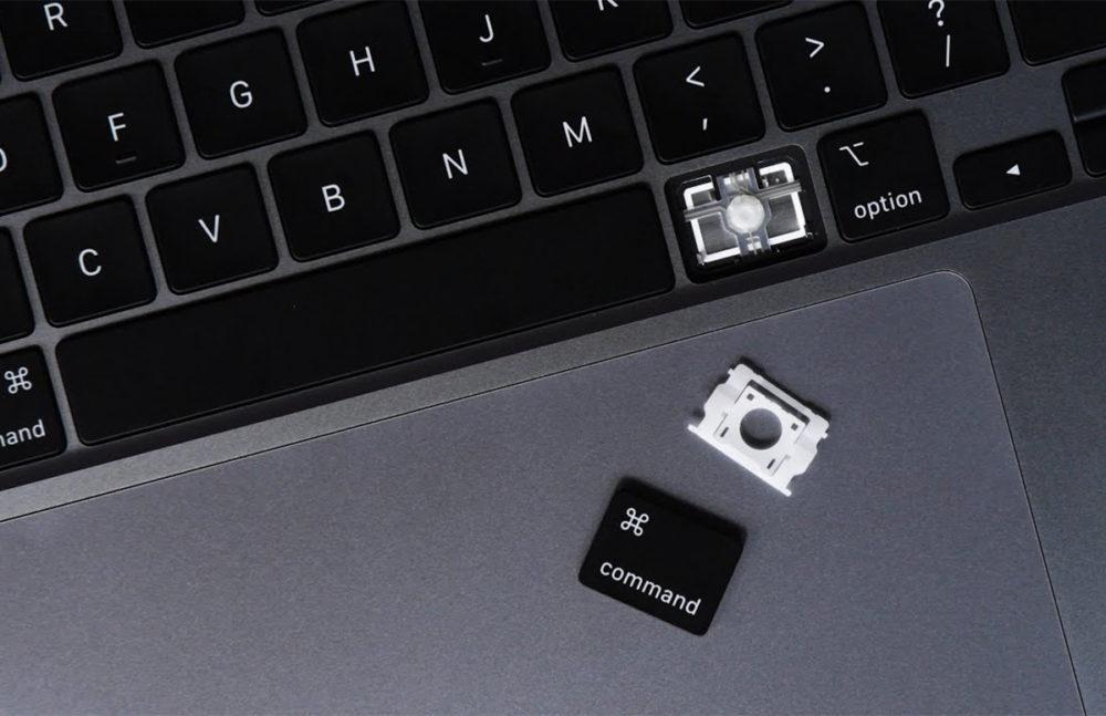 apple macbook pro 16 pouces clavier Le MacBook Pro 13 pouces avec le clavier ciseaux arriverait en 2020