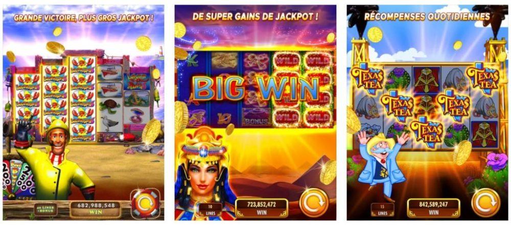 doubledown casino 1024x451 Les meilleures applications de casino pour iPhone en 2019